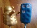 Dr Who Pops: £2.75 each